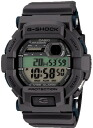 It is point 3 times time-limited watch men Casio CASIO G-SHOCK G-Shock foreign countries model reimportation vibration LED backlight 20 standard atmosphere waterproofing diving clock watch sports gray ※ fu in an entry