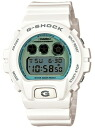 Time-limited watch men Casio CASIO G-SHOCK G-Shock foreign countries model reimportation crazy colors Crazy Colors 20 standard atmosphere waterproofing clock watch sports white