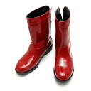 Enamel processing colorful rain boots fs04gmapap810P05Apr14M of the BC77433dre/ short type