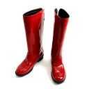 BC77432dre / enamelled colorful rain boots ☆ rainy day look forward boots 10P28oct13fs3gm