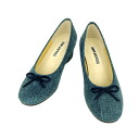 Ballet pumps ♪-maru washing OK!13fs3gm10P22Nov13 with the CV334denim/ heel