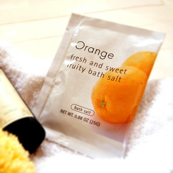 バスセレクション オレンジ
