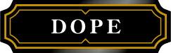 DOPE (�ɡ���)