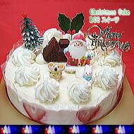 大阪ヨーグルトケーキのクリスマスケーキ6号