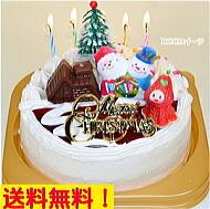 クリスマスケーキ5号生クリーム