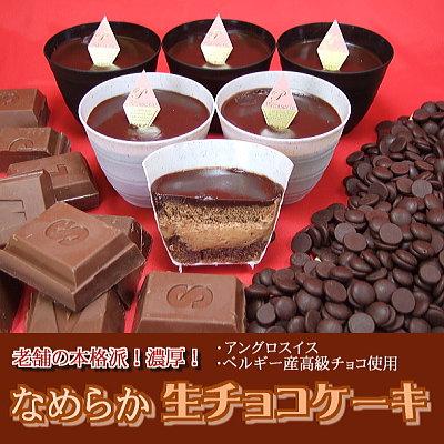 送料無料チョコレートケーキ