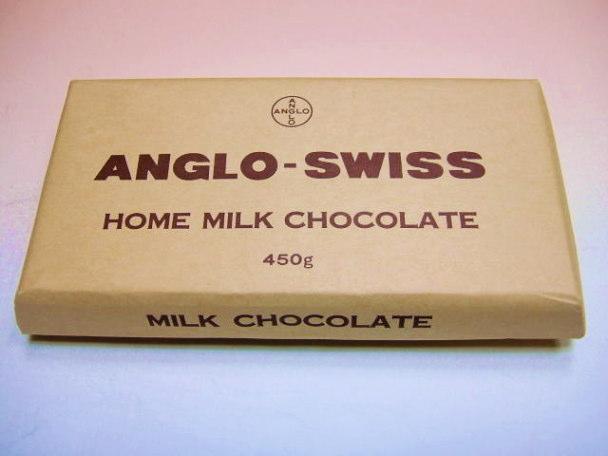 パッケージも当時のままの昭和レトロな高級チョコレート宅配します