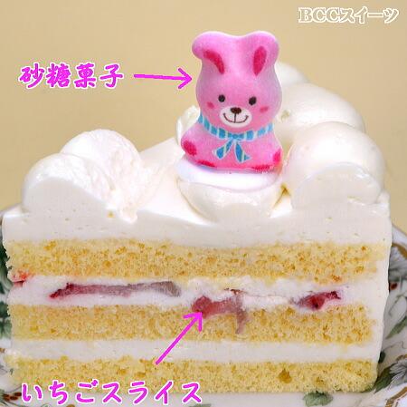 バースデケーキ
