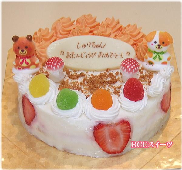 TVで紹介された人気のデコレーションバースデーケーキ