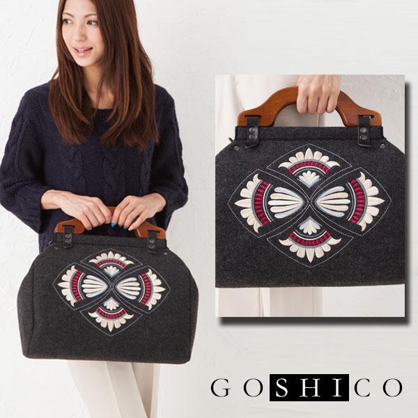GOSHICO Ȣ���Хå� �ǥ��ƥ��ˡ������������졼