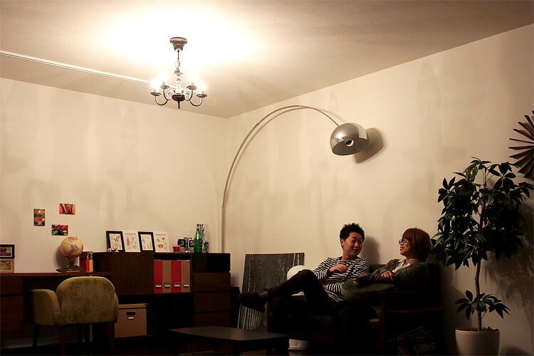 LED対応 5灯シャンデリア BUTLER(バトラー)