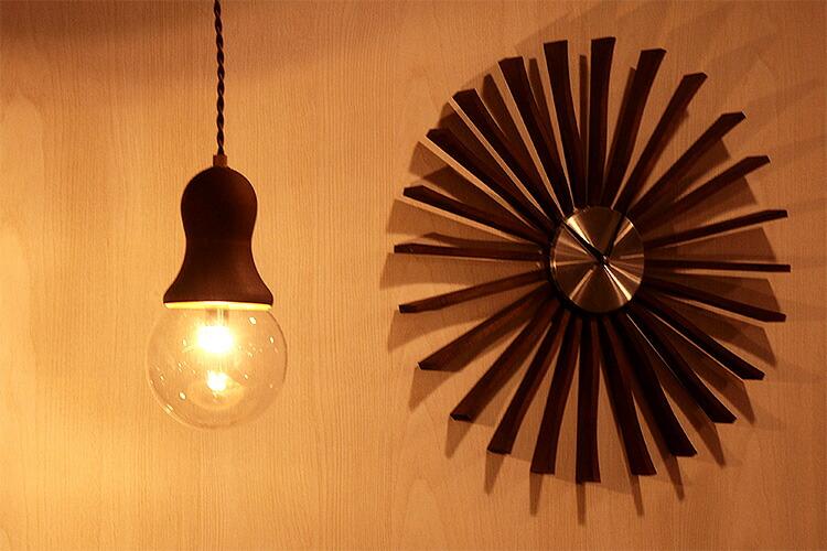 LED ペンダントライト URI(瓜)