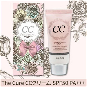 The Cure CC���꡼�� SPF50 PA+++
