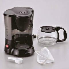 HOME SWAN コーヒーメーカー 5カップ SCM-05(B)