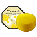 BLACK PAINT (black paint) Chamomile (SOAP) 120 g sensitive delicate silk white skin care facial pores