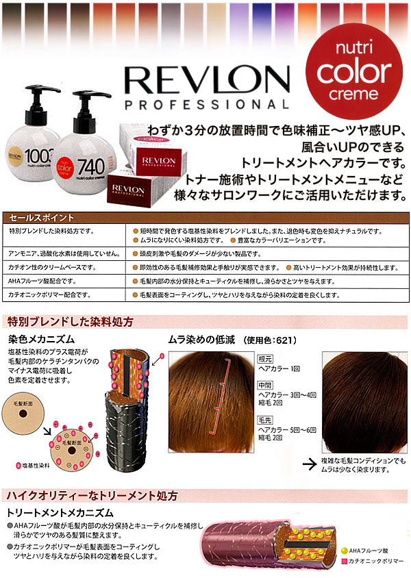 you basically always in stock we will order ships in 7 business days salon monopoly revlon professional nutri color creme - Nutri Color Creme Revlon