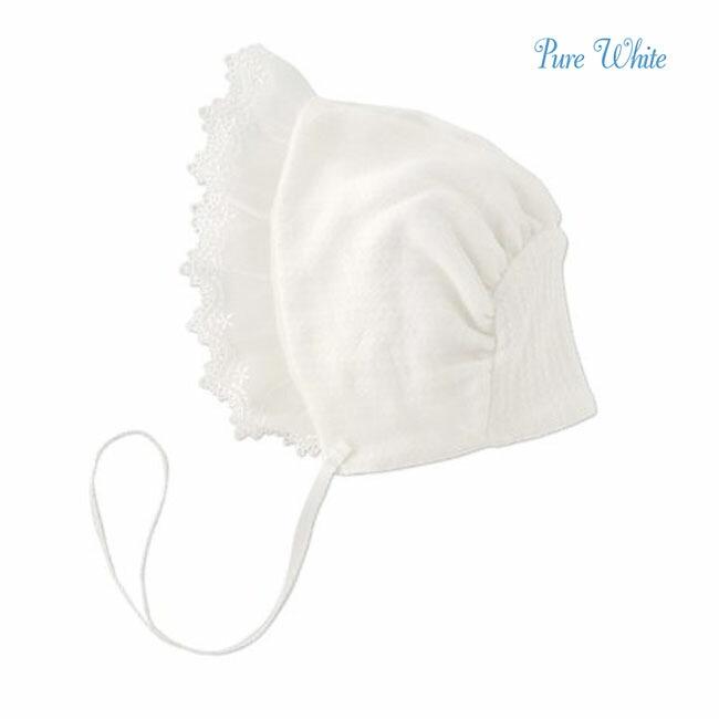 【メール便で送料無料★同梱不可】ピュアホワイト セレモニーホワイト帽子 P9200 メール便OK