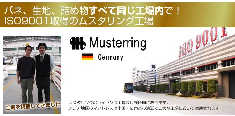 ムスタリング工場