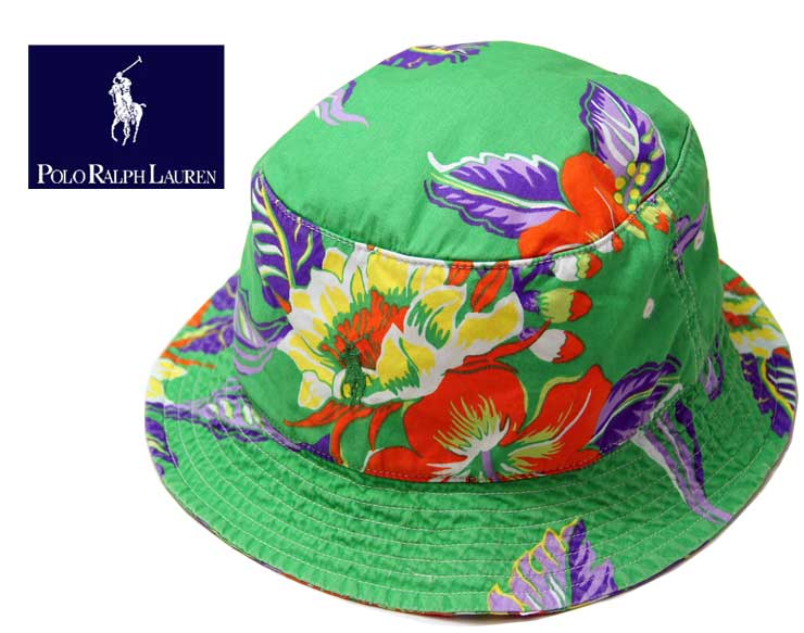 POLO by Ralph Lauren Polo Ralph Lauren floral bucket Hat