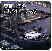 東京上空のヘリクルージング