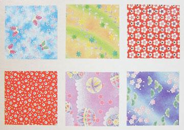 ハート 折り紙:折り紙 和柄-item.rakuten.co.jp