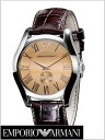 Watch (Small second / brown clockface) 50%OFF AR0645EMPORIO ARMANI (Emporio armani) for EMPORIO ARMANI (Emporio armani) men