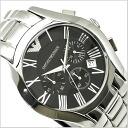 Watch (chronograph / lindera board) AR0673EMPORIO ARMANI (Emporio armani) for EMPORIO ARMANI (Emporio armani) men