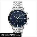 EMPORIO ARMANI chronograph men's watch and Navy letter Board Emporio Armani EMPORIO ARMANI men's AR1648