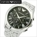 Emporio Armani EMPORIO ARMANI watches AR1786 classic / chronograph-men's / black dial Emporio Armani