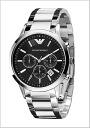 Emporio Armani EMPORIO ARMANI watch Clemens chronograph / Black Edition AR 2434 EMPORIO ARMANI ( Emporio Armani )