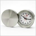 MONDAINE Switzerland railways official alarm clock genuine A992. TRAL.16SBB