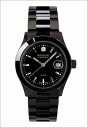 SWISS MILITARY ( swismiglitary ) elegant black-black letter Edition and men genuine, 20% off ML-132