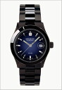 (regular article) 20%OFF ML -186 for SWISS MILITARY (the Swiss military) elegant black navy clockface / men