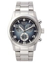 SWISS MILITARY (the Swiss military) chronograph watch, UNIVERSE (universe) Urban gray clockface (male business) Switzerland military ML -330