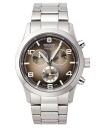 ( swismiglitary ) SWISS MILITARY Chronograph Watch, Swiss military ML-331 UNIVERSE ( universe ) urban Brown dial (for men)