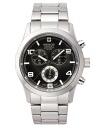 SWISS MILITARY (the Swiss military) chronograph watch, UNIVERSE (universe) charcoal gray clockface (male business) Switzerland military ML -342