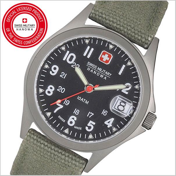 Swiss army watch hanowa