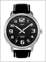 ( Timex ) TIMEX big easy reader black face genuine, T28071