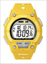 ( Timex ) TIMEX 30-lap Ironman Triathlon endure (Endure) ショックレジスタント / yellow genuine, 50% off T5K430