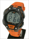 Watch iron man 50 ラップフルサイズ ( men's sizes ) black / orange genuine, T5K493/TIMEX ( Timex )