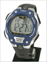 Watch iron man 50 ラップフルサイズ ( men's sizes ) blue / black genuine, T5K496/TIMEX ( Timex )