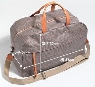 tsumori chisato/ツモリチサト グレンチェック PVC 革 バッグ