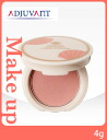 Adjuvant cosmetics プリンシェル cheek powder (Pink) (4 g) adjuvant PRINSHELL 10500 Yen by buying in bulk fs3gm.
