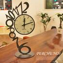 PERC'NO(ペルケ ノー) 置時計