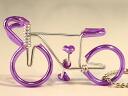 自行车, 自行车图案, 自行车图案, 自行车设计小玩意 ★ 手工制作