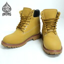 ACE-FLAG yellow boots men / Lady's ■ color: ウィート (WHEAT)
