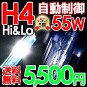 HID Kit H4 (Hi/Lo) 55W HID fruit latest IC digital chip ballast employed 4300 K 6000 K 8000 K 10000 K 12000 K