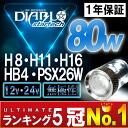 LED 밸브 80W 비 극성 H8 H11 H16 HB4 PSX26W 아쿠아 프리 우 스 30 α 전반기 후반 タントカスタム ヴェルファイア 하이 에이스 LED 안개 데이 라이트 안개 등