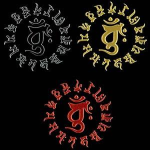 梵文阿弥陀佛的纹身图片大全 南无阿弥陀佛 的梵文图片图片