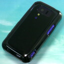 -Docomo-SH-03C LYNX 3D soft black BPJSH03CBK fs3gm